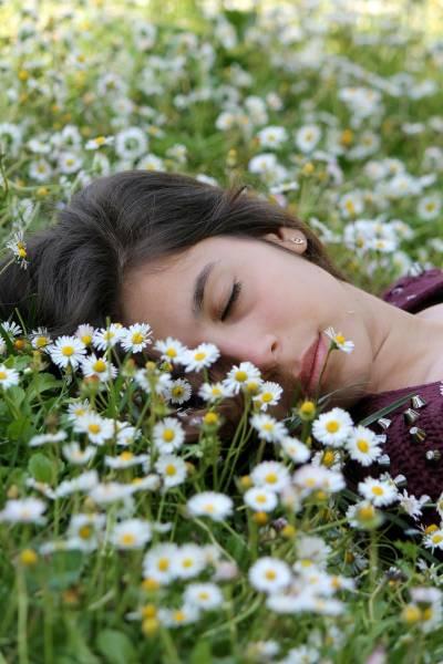 spánek pro více energie