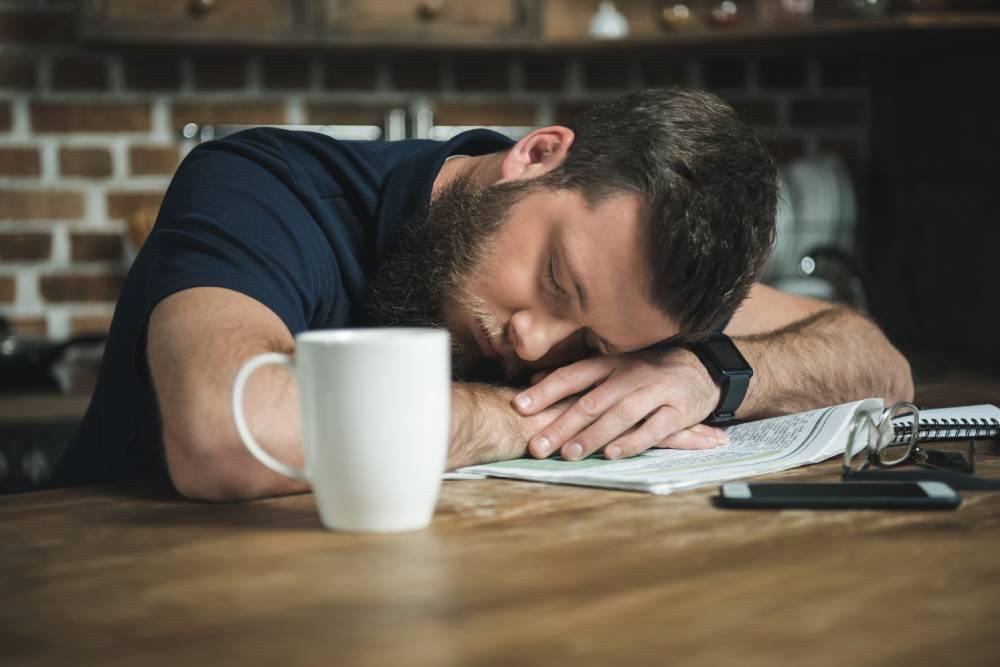 únava a vyčerpání organismu