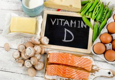 vitamín d na imunitu